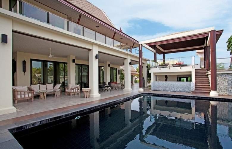 Manathai Villas Sylvia Pattaya - Pool - 10