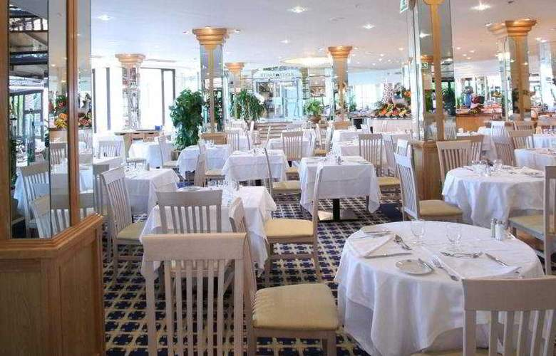 Corallium Dunamar by Lopesan Hotels (Adults Only) - Restaurant - 8