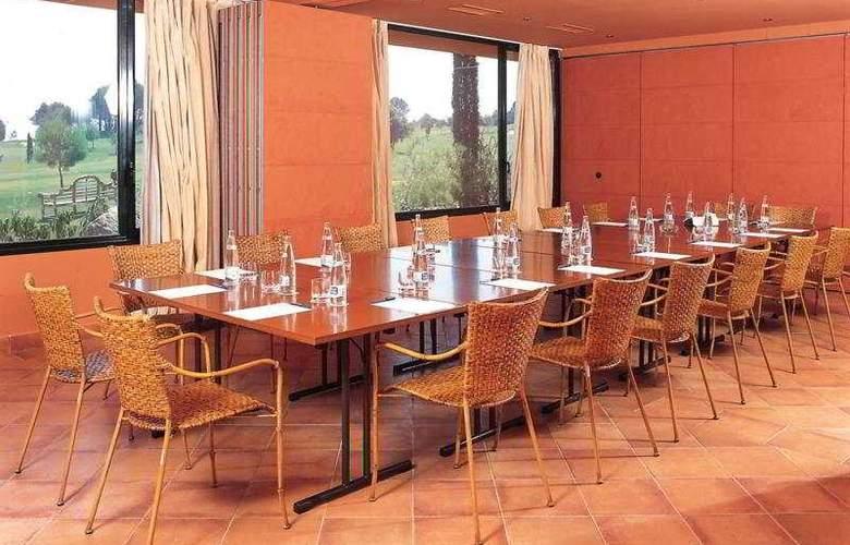 Torremirona Golf & Spa Resort - Conference - 9