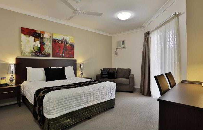 BEST WESTERN Kimba Lodge Motel - Hotel - 51