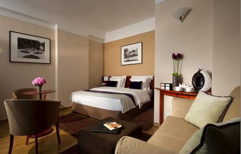 Best Western Premier Slon - Room - 23