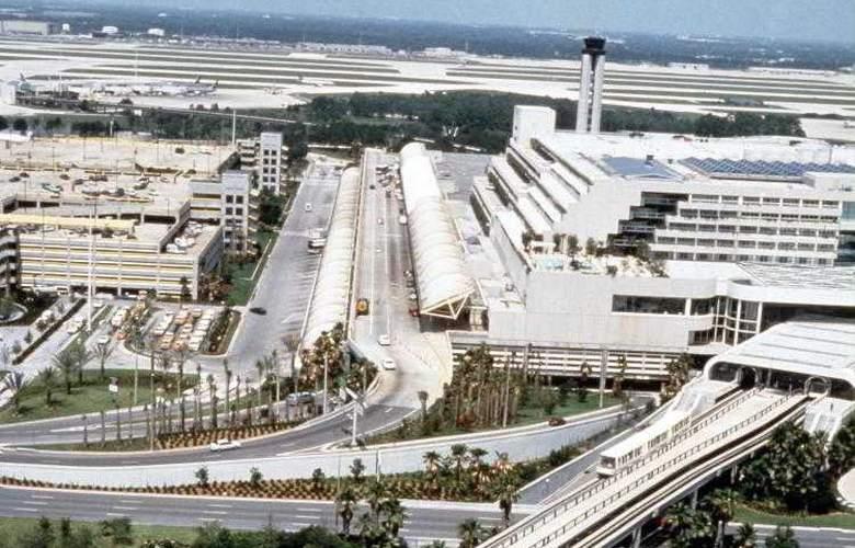 Sheraton Suites Orlando Airport - Hotel - 7