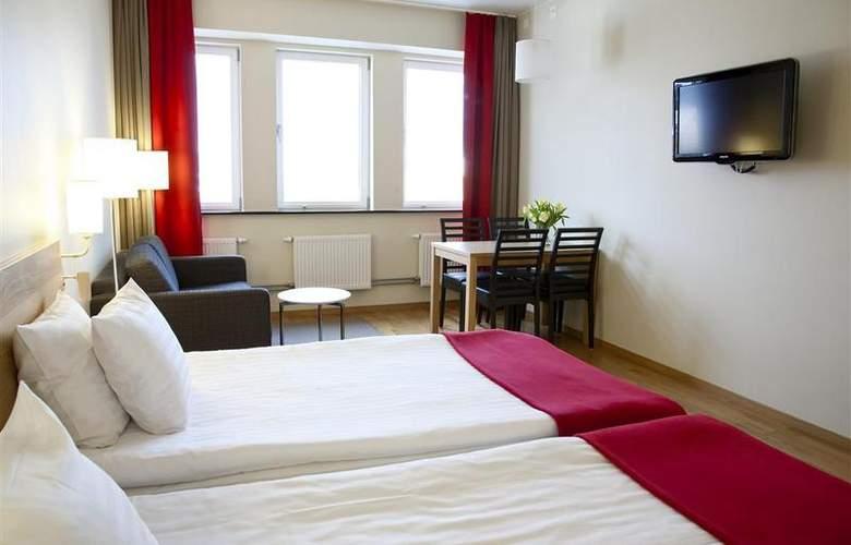 Best Western Plus Hotel Mektagonen - Room - 60