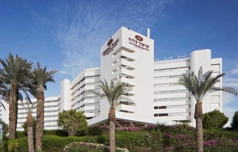 Crowne Plaza Jordan Dead Sea Resort & Spa - Hotel - 0