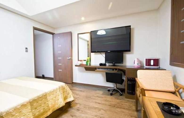 City Park Hotel Jongno - Room - 4
