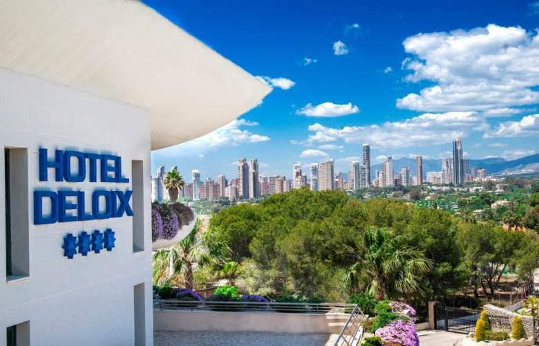 Deloix Aqua Center - Hotel - 10