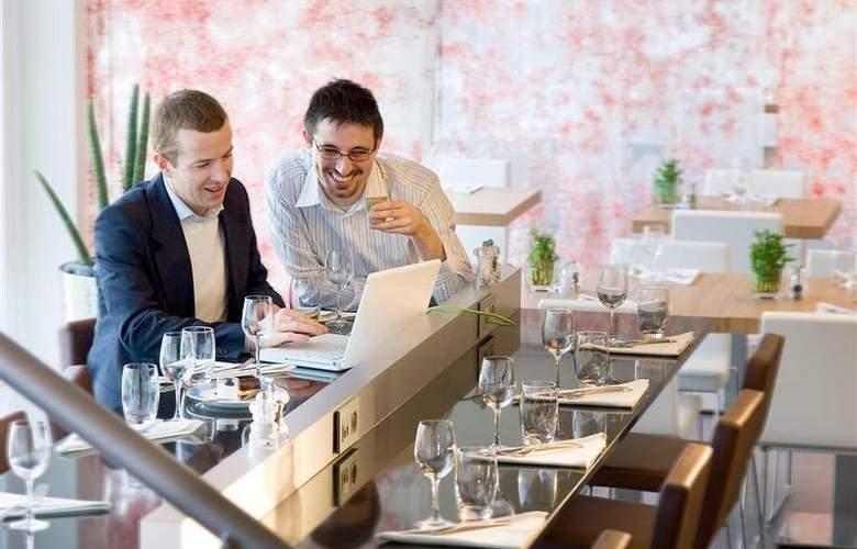 Novotel Brussels Airport - Restaurant - 12