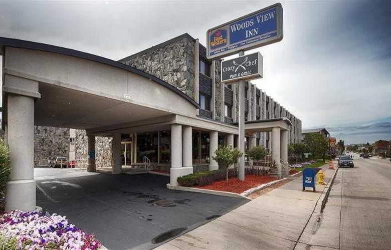 Best Western Woods View Inn - Hotel - 60