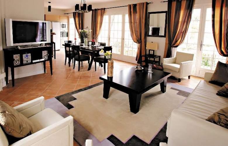Residence La Carre Beauchene - Hotel - 3