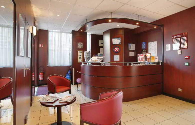 Inter-hotel de France - General - 1