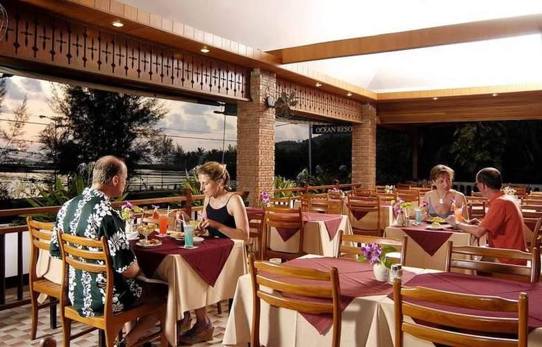 Best Western Phuket Ocean Resort - Restaurant - 25