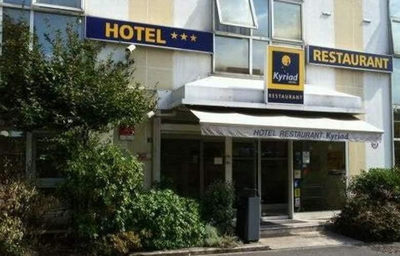 Kyriad Paris Sud - Porte D'Ivry - Hotel - 0