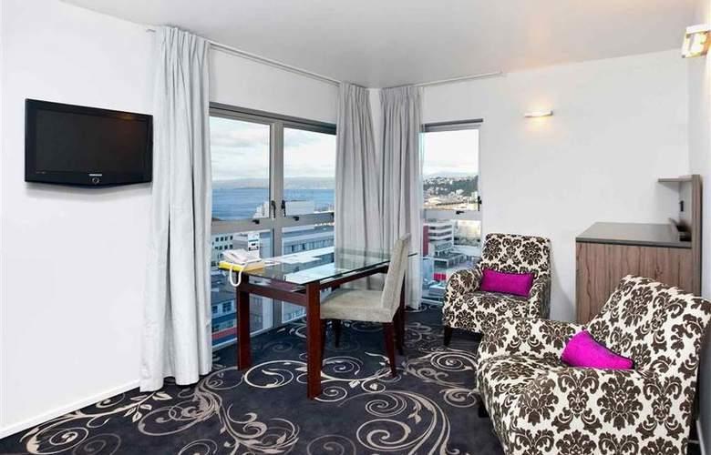 Mercure Wellington Central City - Room - 6