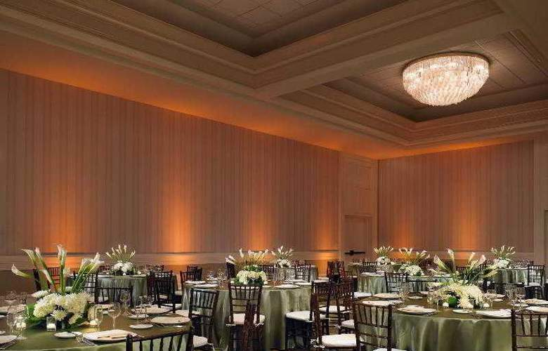 Sheraton San Diego Hotel & Marina - Conference - 50