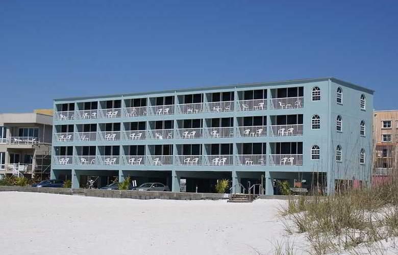 Barefoot Beach Resort Hotel - Hotel - 0