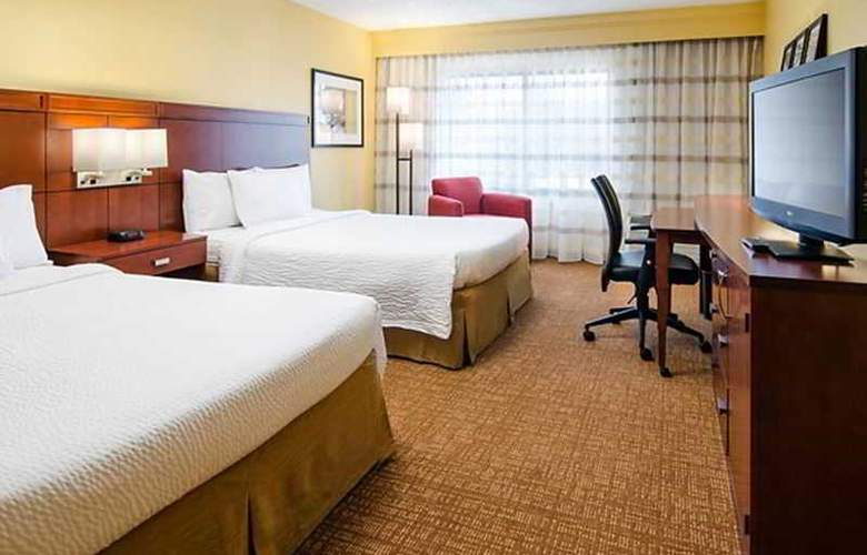 Courtyard Spartanburg - Room - 8
