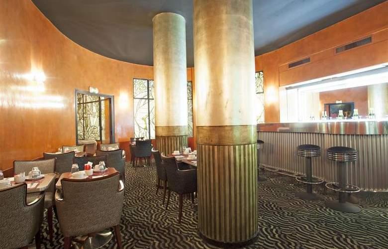 Mercedes Best Western - Restaurant - 102