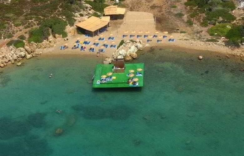 Kaya Prestige Sunshine Hotel - Beach - 8