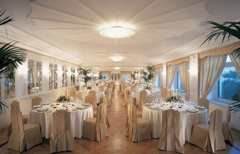 Grand Hotel Vesuvio Naples - Conference - 10