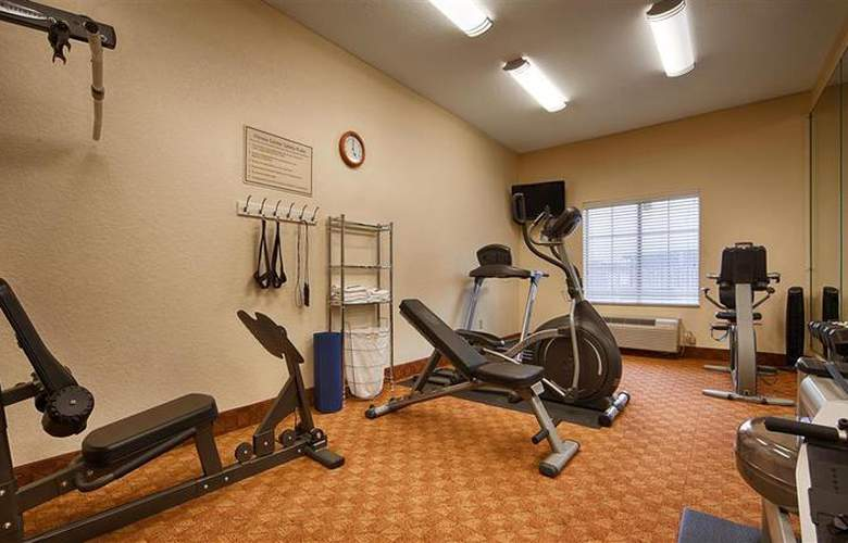 Best Western Plus San Antonio East Inn & Suites - Hotel - 92