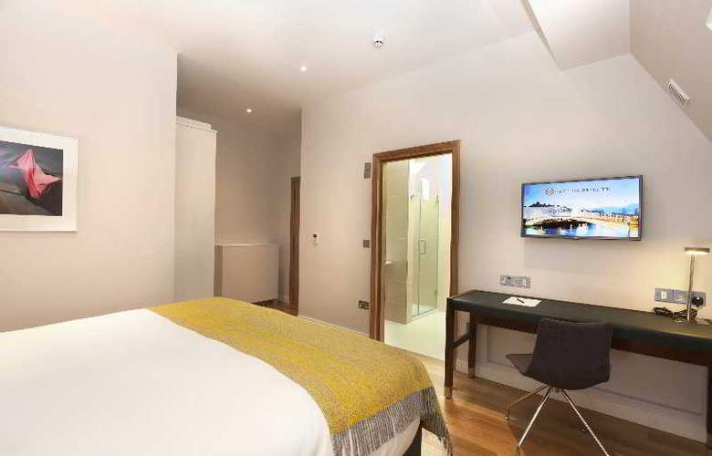 Premier Suites Dublin Ballsbridge - Room - 21