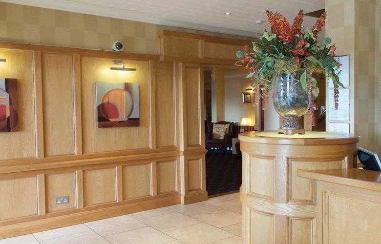 Best Western Glendower - Hotel - 27