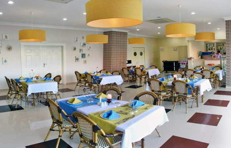 Gardenia Beach - Restaurant - 9