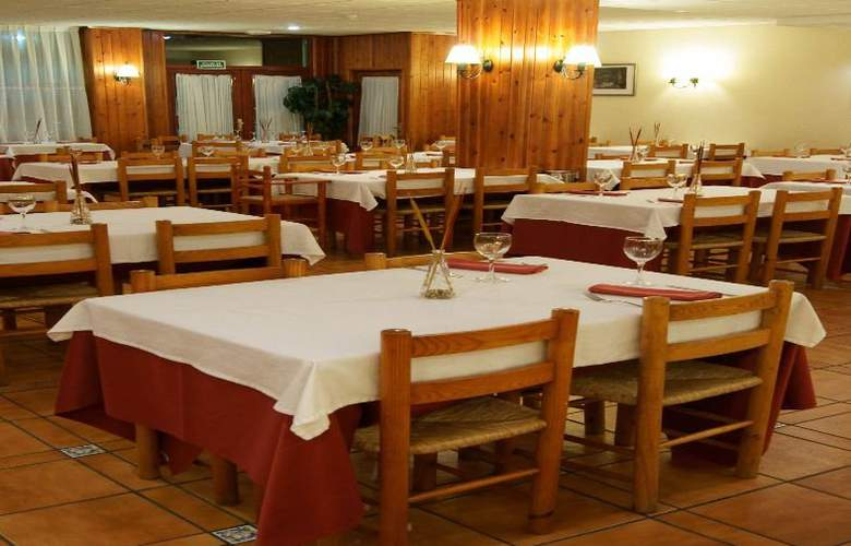 Edelweiss Cerler - Restaurant - 16