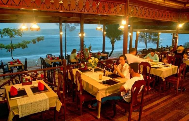 Sand Sea Resort & Spa Koh Samui - Restaurant - 11