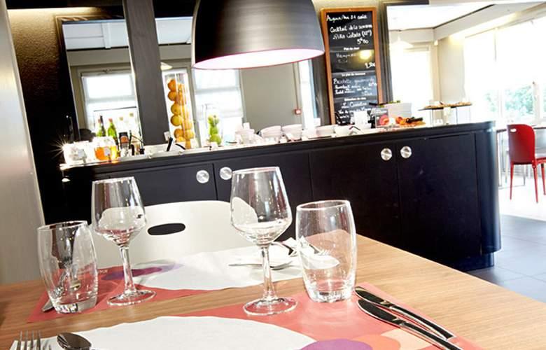 Campanile Lorient  - Lanester - Restaurant - 9