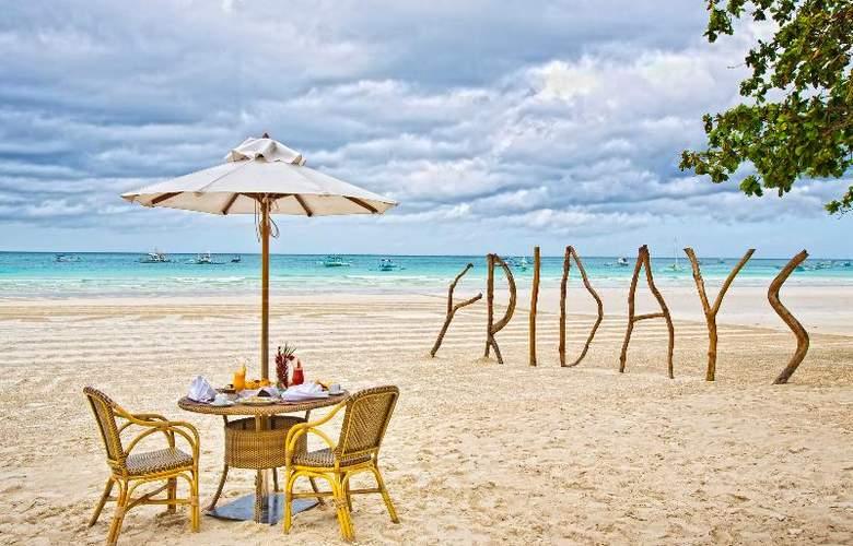 Fridays Boracay Resort - Hotel - 0