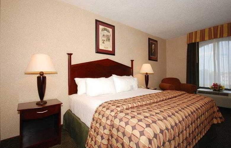 Best Western Springfield - Hotel - 19