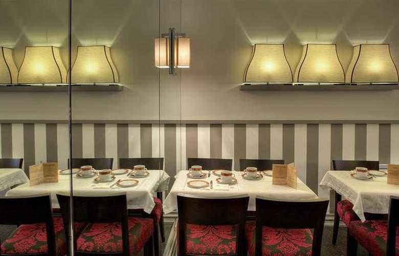 Best Western Premier Bayonne Etche Ona - Restaurant - 40