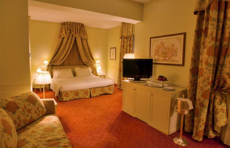 Grand Hotel Royal e Golf - Room - 5