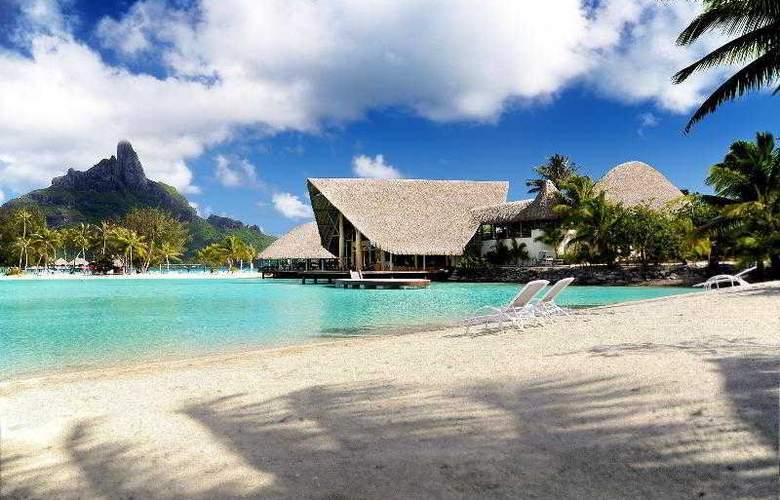 Le Meridien Bora Bora - Hotel - 56