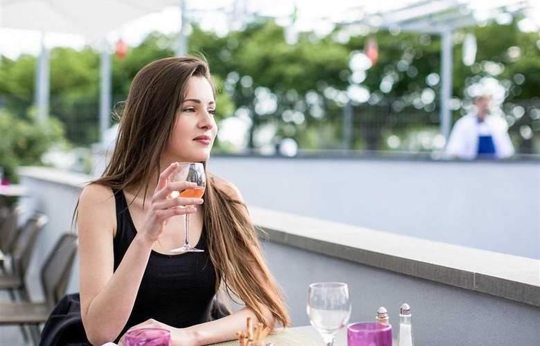 Novotel Bordeaux Le Lac - Restaurant - 44
