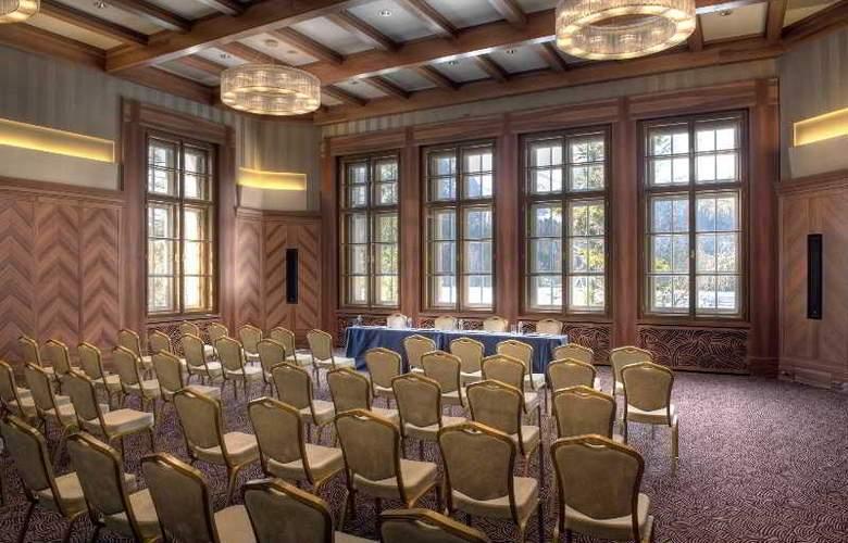 Grand Hotel Kempinski High Tatras - Conference - 33