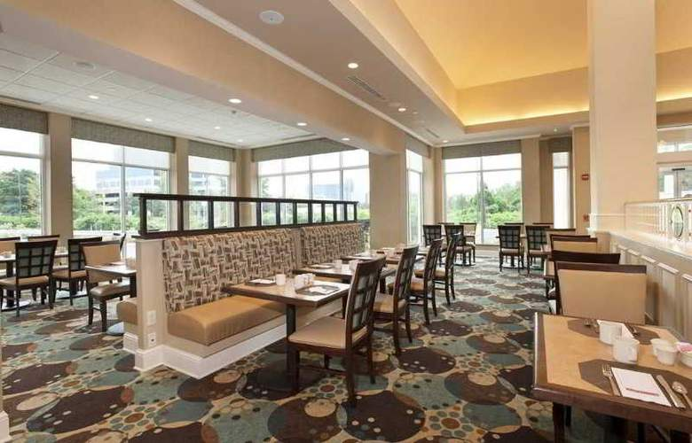 Homewood Suites by Hilton¿ Mt. Laurel - Restaurant - 10