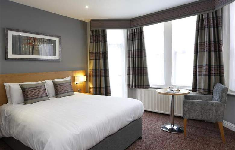 Best Western Linton Lodge Oxford - Room - 132