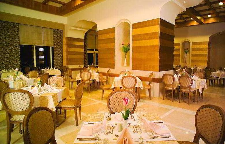 Horus Paradise Luxury Resort - Restaurant - 9