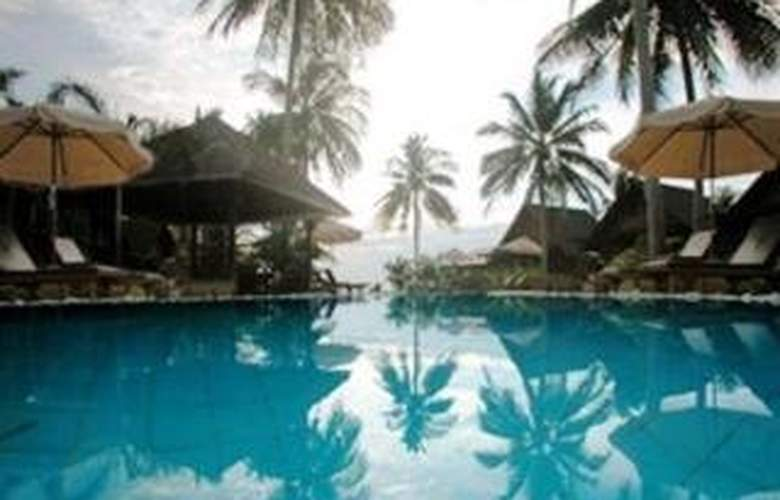 Green Papaya Resort - Pool - 9