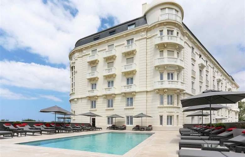 Le Regina Biarritz Hotel & Spa - Hotel - 35