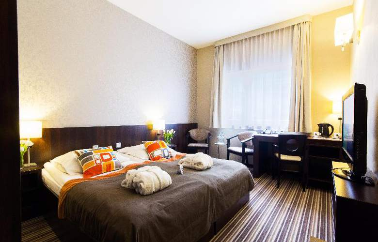 Park Hotel Diament Wroclaw - Room - 13
