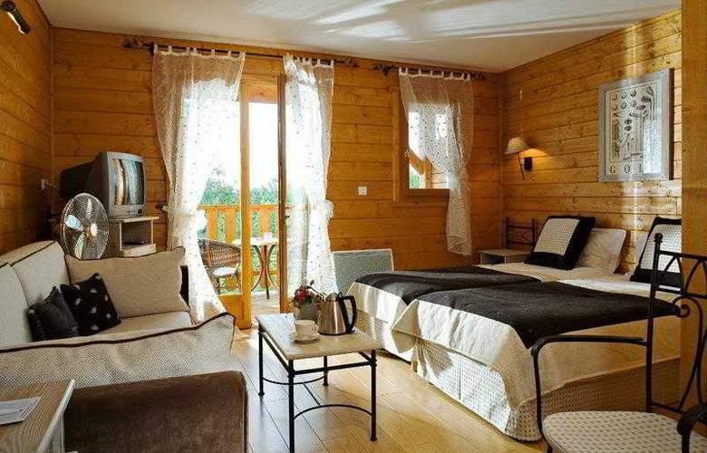 Auberge de Jons - Hotel - 11