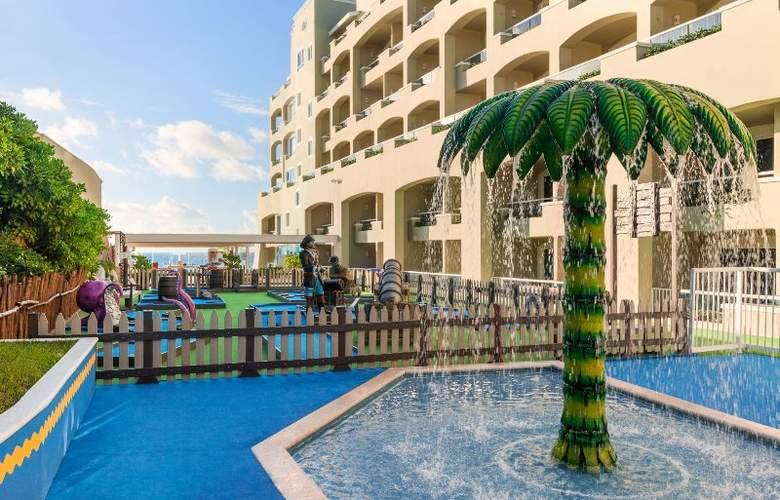 Panama Jack Resorts Gran Caribe Cancun - Hotel - 15