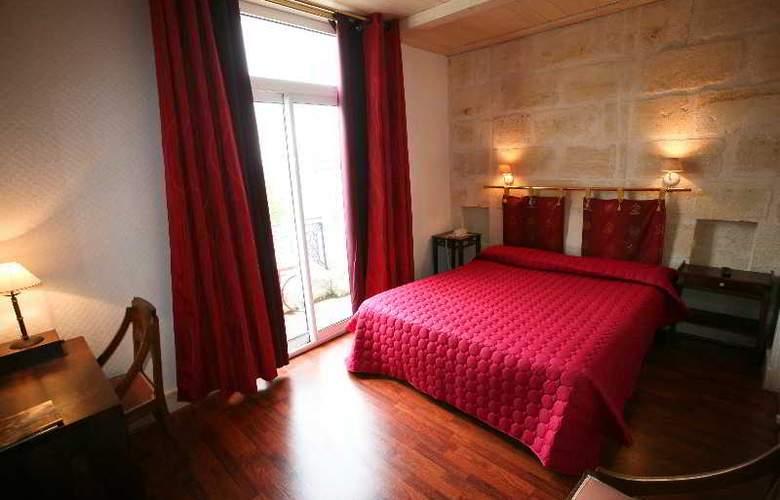 QUALYS-HOTEL LA TOUR INTENDANCE - Room - 19