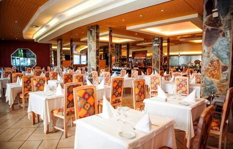 Aguamarina Golf - Restaurant - 24