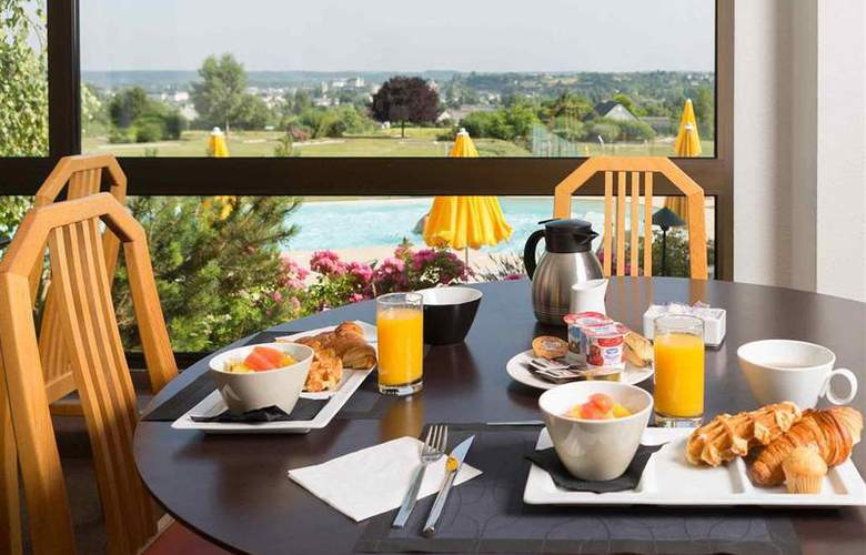 Novotel Amboise - Restaurant - 54