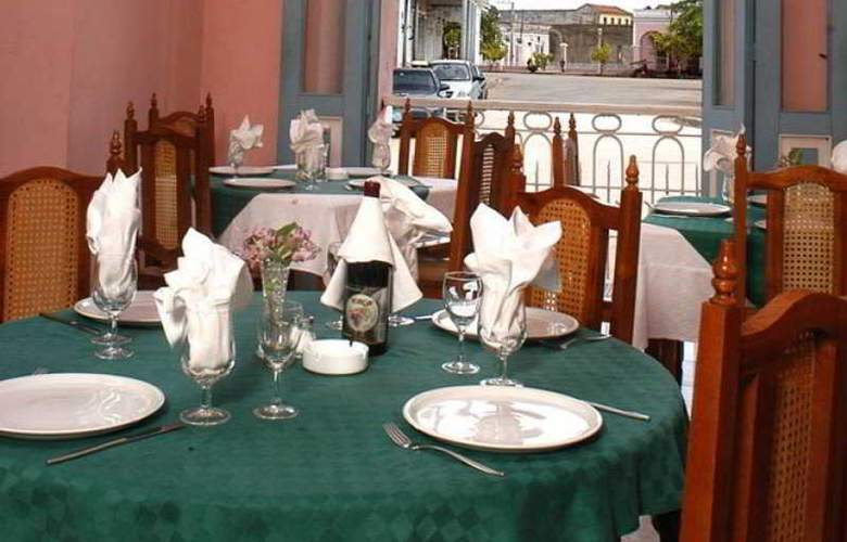 Hostal Mascotte - Restaurant - 7