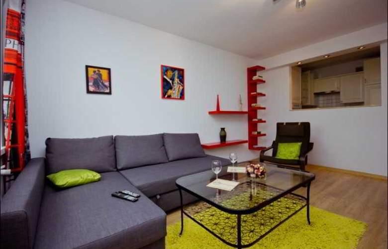 P&O Apartments Emilii Plater - Hotel - 5